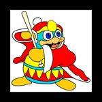 Hit a Home Run King Dedede by Hand-Banana