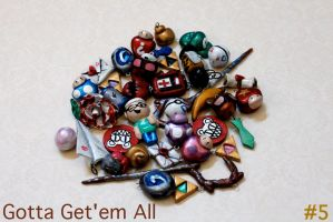 Gotta Get'em All #5 by GandaKris