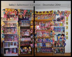 Sailor Moon Collection VIII by SakkysSailormoonToys