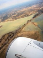 Ground from plane by LOK0