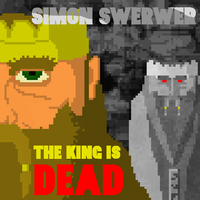 The King Is Dead by simonswerwer