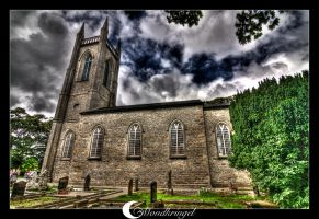 Ireland - Drumcliff Church by Mondkringel