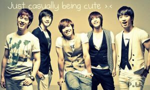 Mblaq- Casually being cute by KateW49