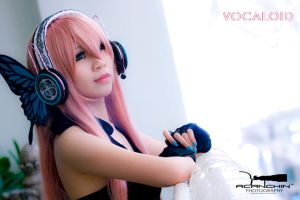 Vocaloid : Magnet by sue0809