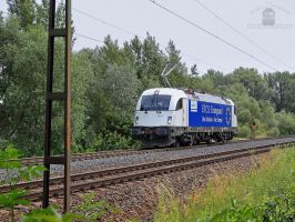 183 717 trial run near Gyor, Hungary by morpheus880223