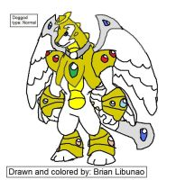 Fakemon: The Creator of all by Brian12