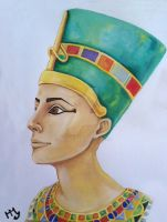 nefertiti by HMart