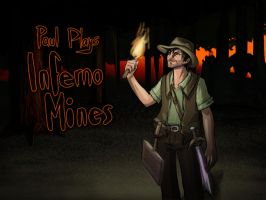 Paul Plays Inferno Mines by DazeDawning