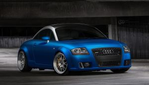 Audi TT by Cop-creations