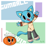 Gumball by AngGrc