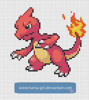 Charmeleon3 by Hama-Girl
