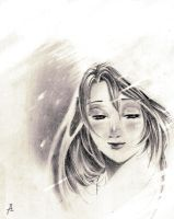 Sun in the Snow by Keira-Bui