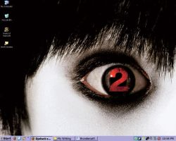 Grudge 2 Desktop by Doublevisionary