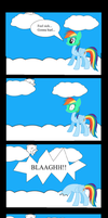 Cloudy With a Chance of Blagh by animegx43