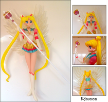 Sailor Moon Stars Figure by Kymoon