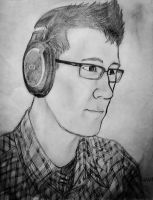 Markiplier - Realism with the Sennheisers by Blade-Suare