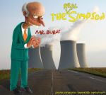 the REAL SIMPSON - Mr. Burns by Radeon6700