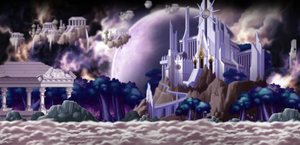 The Void - Maplestory Custom Map by iForLiving