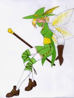 Highwayman Fairy by CabbyHat