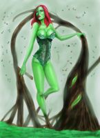poison ivy 3 color. by kaskajo