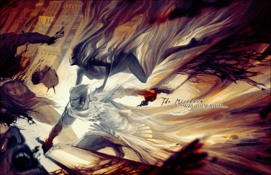 The Mistborn by dapper-owl