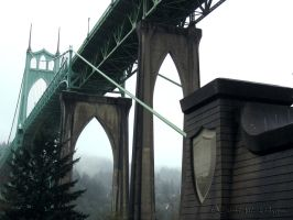 Under the St. Johns Bridge 2 by cami-rox