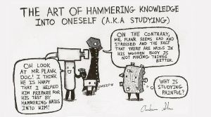 The Art of Hammering Knowledge Into Someone by zxcvsaw