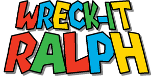 Wreck-it Ralph Logo ~ Mario Variant 2 by Son-Void