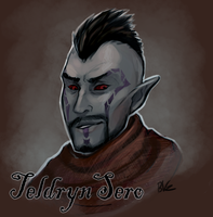 Teldryn sero by Serpentwined