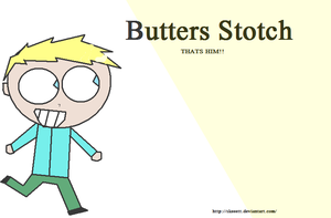 Butters Stotch by Skeeett