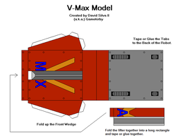 V-Max Model by Gamekirby