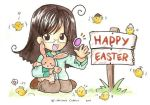 Happy Easter xD by shortpinay