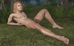 Young Tarzan at Rest 2 by joekr9