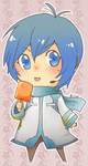Vocaloid - KAITO by Wasil