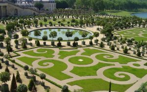 Versailles garden wide by tony696
