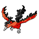 Shadow Moltres by omegagraecisso