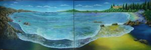 Beach finished by GeorgeLiao