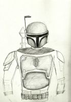 Boba Fett by mirkwoodprincess123