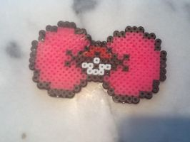 pokebow perler by Pokekid6