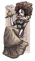 Mrs. Lovett by ghlow