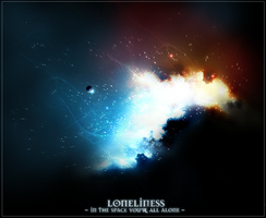 Loneliness by SanHosee