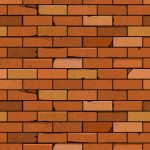 Create a brick seamless background in Illustrator by lazunov