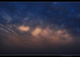 Storm over Nerano by Ravensilver