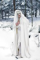 Unicorn Mask Snow 2 by eyefeather-stock