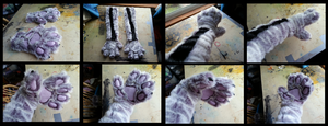 Asraelle Handpaws by CuriousCreatures