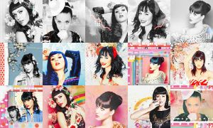 Katy Perry icons by Missesglass