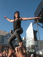 Matt and Kim 58 by iancinerate