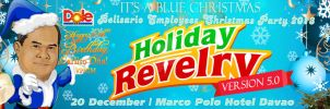 DOLE HOLIDAY REVELRY 2013 by PiccleFiccle