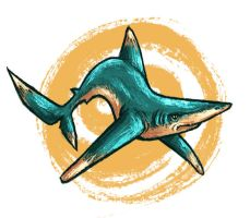 Shark Week:: Oceanic Whitetip by NicoleWest