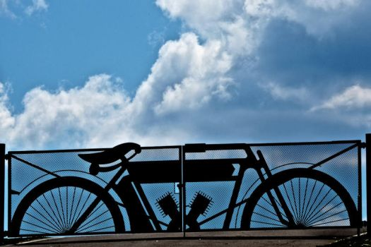 The Bike You Cannot Ride by csgoodphotos